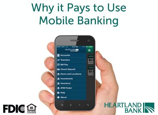 You can put your personal finances at your fingertips with our new Mobile Banking App.