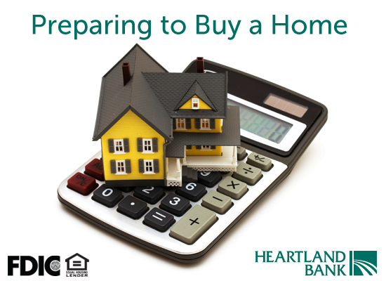If you are getting ready to purchase a home, you need this information about preparing your finances.