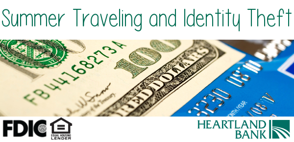 Use these tips to protect yourself from identity theft while on vacation.