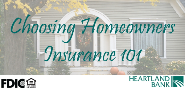 Insure the largest investment you will ever make: your home.