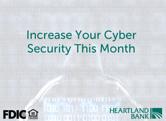 Cyber Security Month Tips